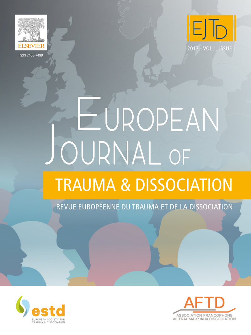 European Journal of Trauma and Dissociation - ESTD